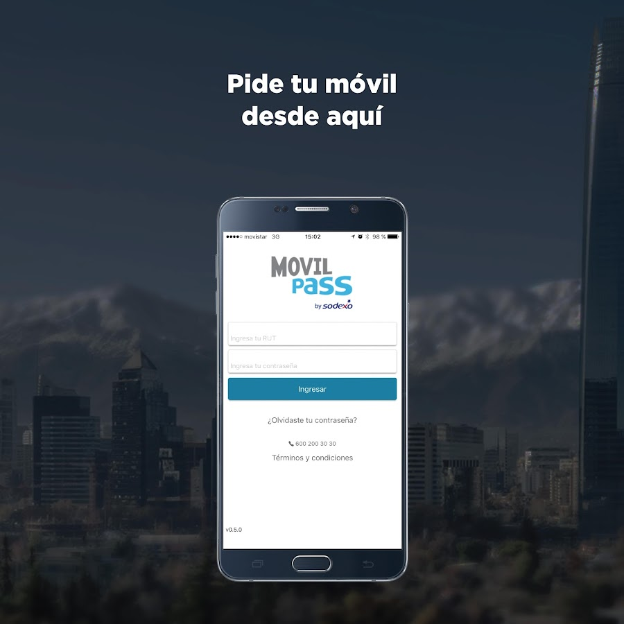 Movil Pass by Sodexo- screenshot