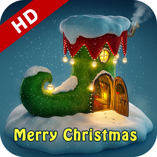Merry Christmas Live Wallpaper (app)