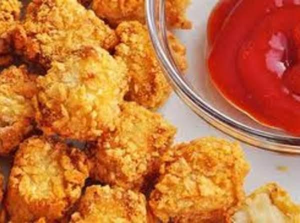 Homemade Crunchy Tater Tots