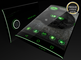Screenshot of Stalker Green - Next Theme