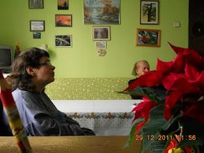 Photo: 29 XII 2011 roku  -  zamyśliłam się