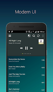 PowerAudio Plus Music Player v6.0.2 [Paid] APK 1