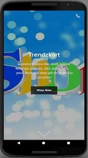 Trendzkart - náhled