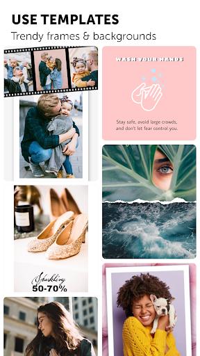 PicsArt Photo Editor: Pic, Video & Collage Maker 15.1.6 screenshots 2