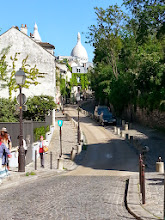 Photo: Walking through Montmartre is an experience in itself