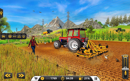 Drive Farming Tractor Cargo Simulator ud83dude9c  screenshots 4