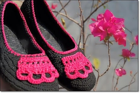 Knit Shoes Design Ideas - náhled