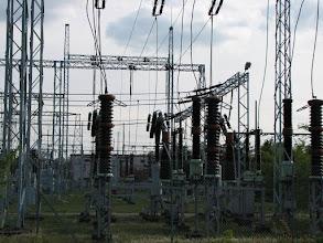 Photo: Rozdzielnia energetyczna na Janowie (Łódź)