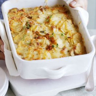 Dauphinoise Potatoes Without Cream Recipes