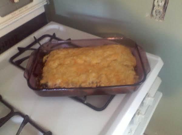 Cheesey Cornbread Casserole Recipe