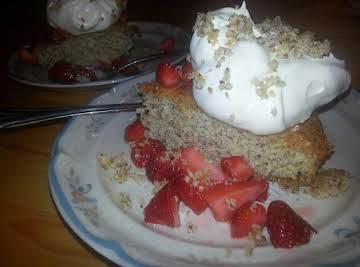Low-Carb Almond Flour Pound Cake