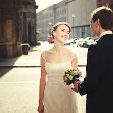 Wedding photographer Yuliya Bar (Ulinea). Photo of 09.12.2012