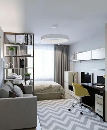 Appartement a vendre houilles - 1 pièce(s) - 36 m2 - Surfyn