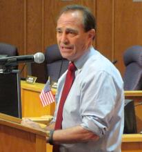 Photo: Rep. Ed Perlmutter, Sept. 27, 2012