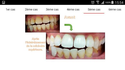 Cabinet Smile pour tablette