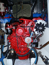 Photo: alternator back where it belongs