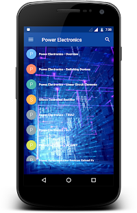 Power Electronics - náhled