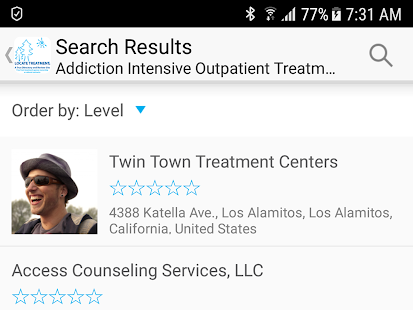 LocateTreatment- screenshot thumbnail