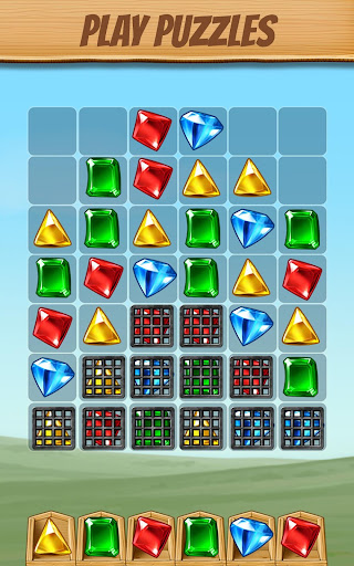 Cascade: Spin & Match Gem Puzzle App screenshot 2