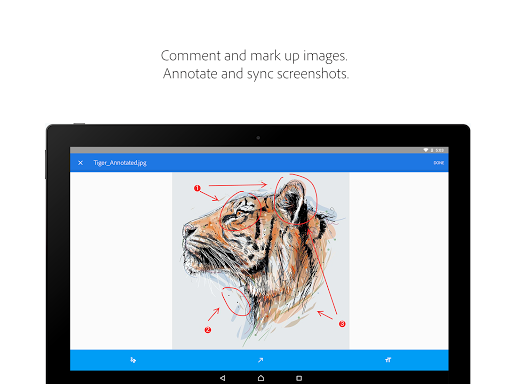 Adobe Creative Cloud 4.8.1 Apk for Android 15
