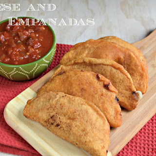 Cheese and Ham Empanadas #WeekdaySupper Recipe