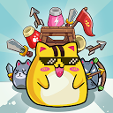 Cat'n'Robot: Idle Defense - Cute  1.6.2 APK Baixar