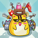 Cat'n'Robot: Idle Defense - Cute Castle TD PVP 1.6.1