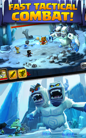 android Dungeon Boss Screenshot 1