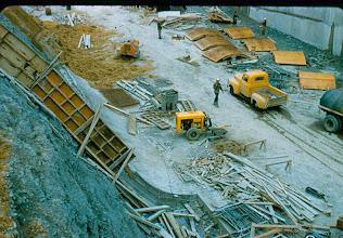 Photo: Spillway November 8th, 1955