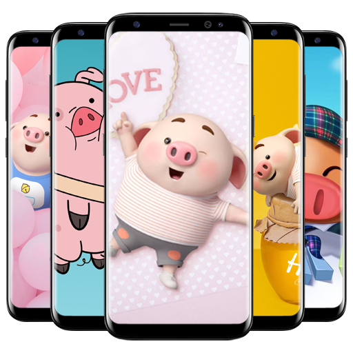 Cute Pig Wallpapers Apps On Google Play
