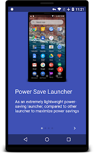 Battery Saver Box & Power Save Launcher - náhled