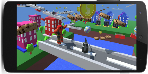 Télécharger Superhero Tycoon adventures obby  APK MOD (Astuce) screenshots 1