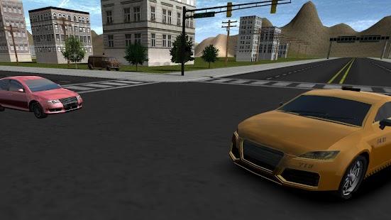 Taxi-Driving-3D 2