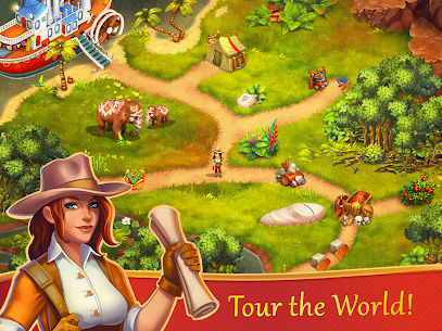 Alicia Quatermain 2: The Stone of Fate MOD (Unlimited Money) 6