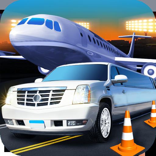 Airport Car Parking 3D LOGO-APP點子
