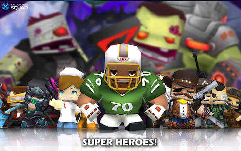 Call of Mini™ Squad - screenshot thumbnail
