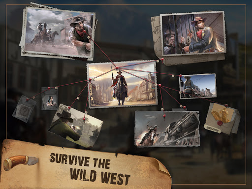 West Game - screenshot