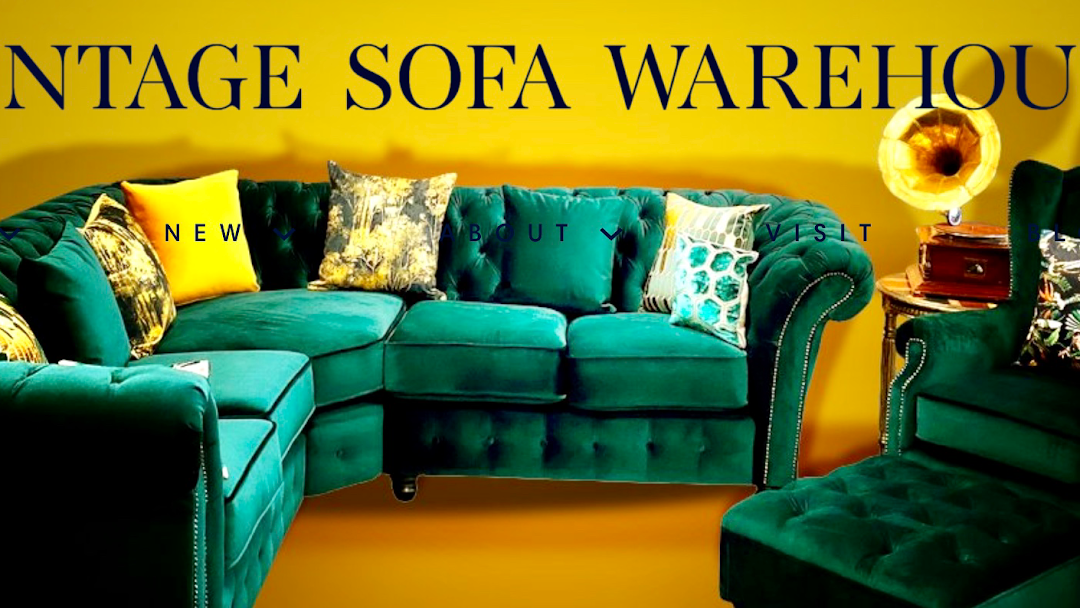 Vintage Sofa Warehouse Ltd - Sofa Store