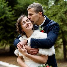 Wedding photographer Anya Piorunskaya (Annyrka). Photo of 26.10.2017