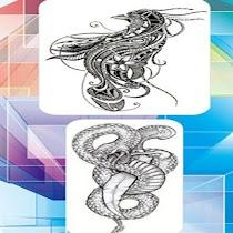 Tattoo Drawing Styles - screenshot thumbnail 03