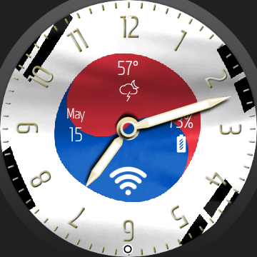 World Cup watch face background image complication  screenshots 6
