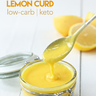 Make Low-Carb Lemon Curd