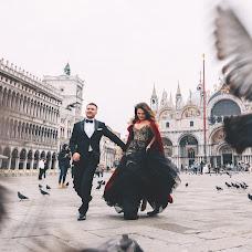 Wedding photographer Yulya Kamenskaya (kamensk). Photo of 06.10.2017