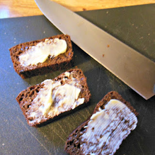 Heirloom Boston Brown Bread.