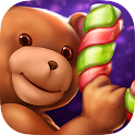 Candy Defense: Toys Rush TD icon