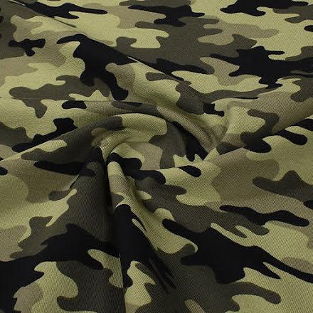 Collegetyg Kamouflage