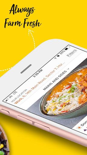 FreshMenu - Food Ordering App  screenshots 2