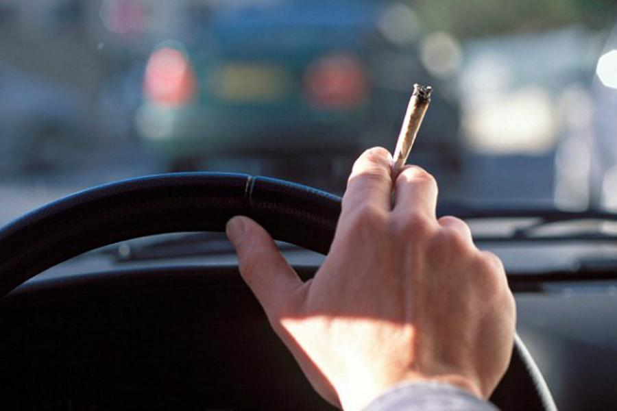 Image result for cannabis driving car
