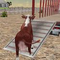 Farm Animals Transporter Truck icon
