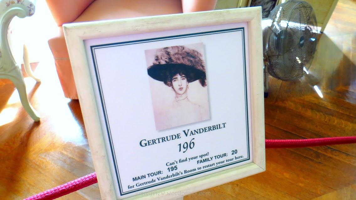 Gertrude Vanderbilt